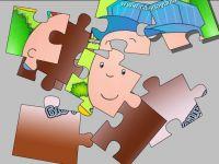 Caillou Puzzle 2